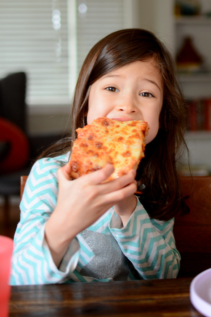 Pizza Antico et crème glacée-Los Angeles