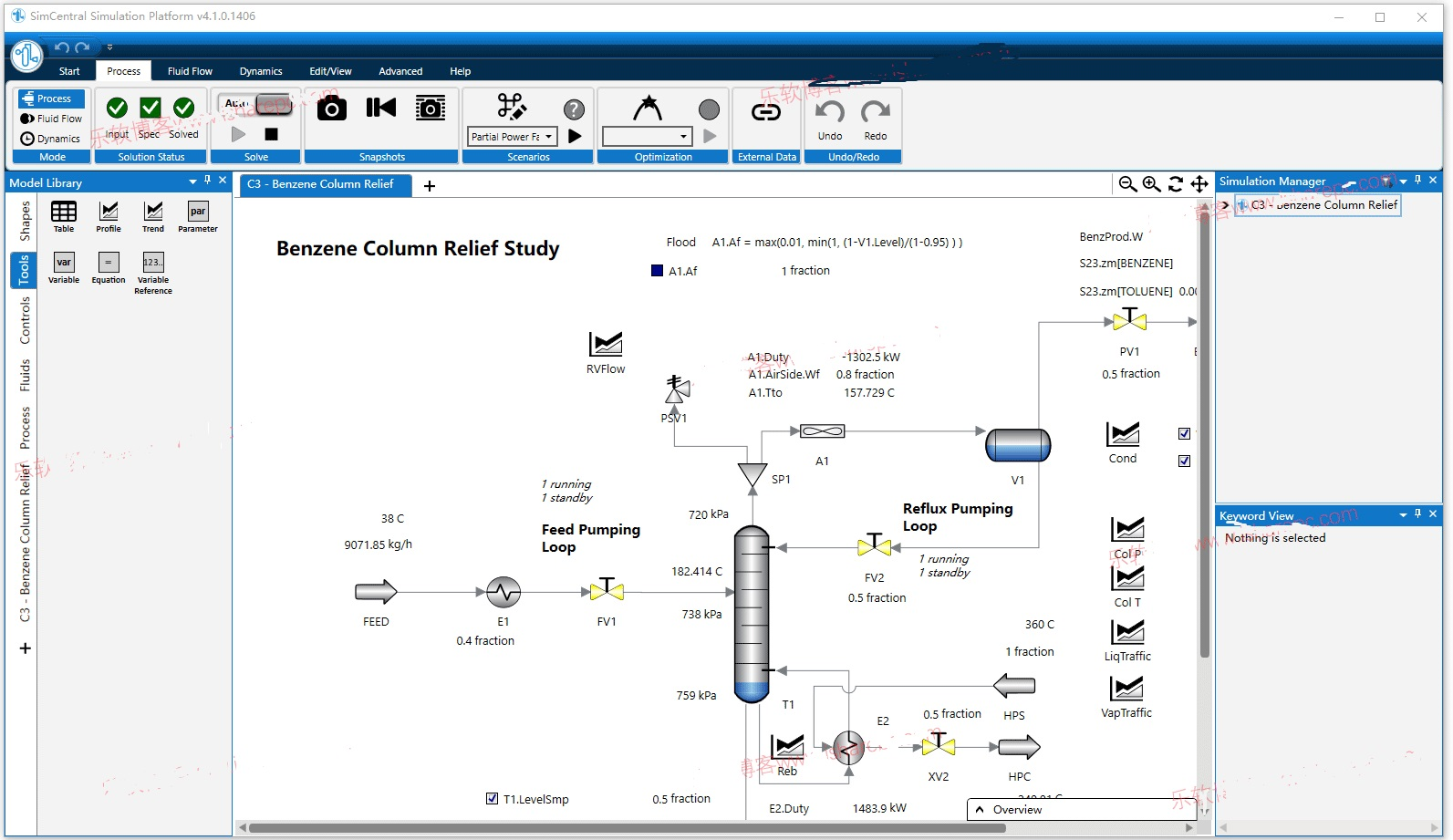 Working with AVEVA SimCentral Simulation Platform 4.1.0 full license