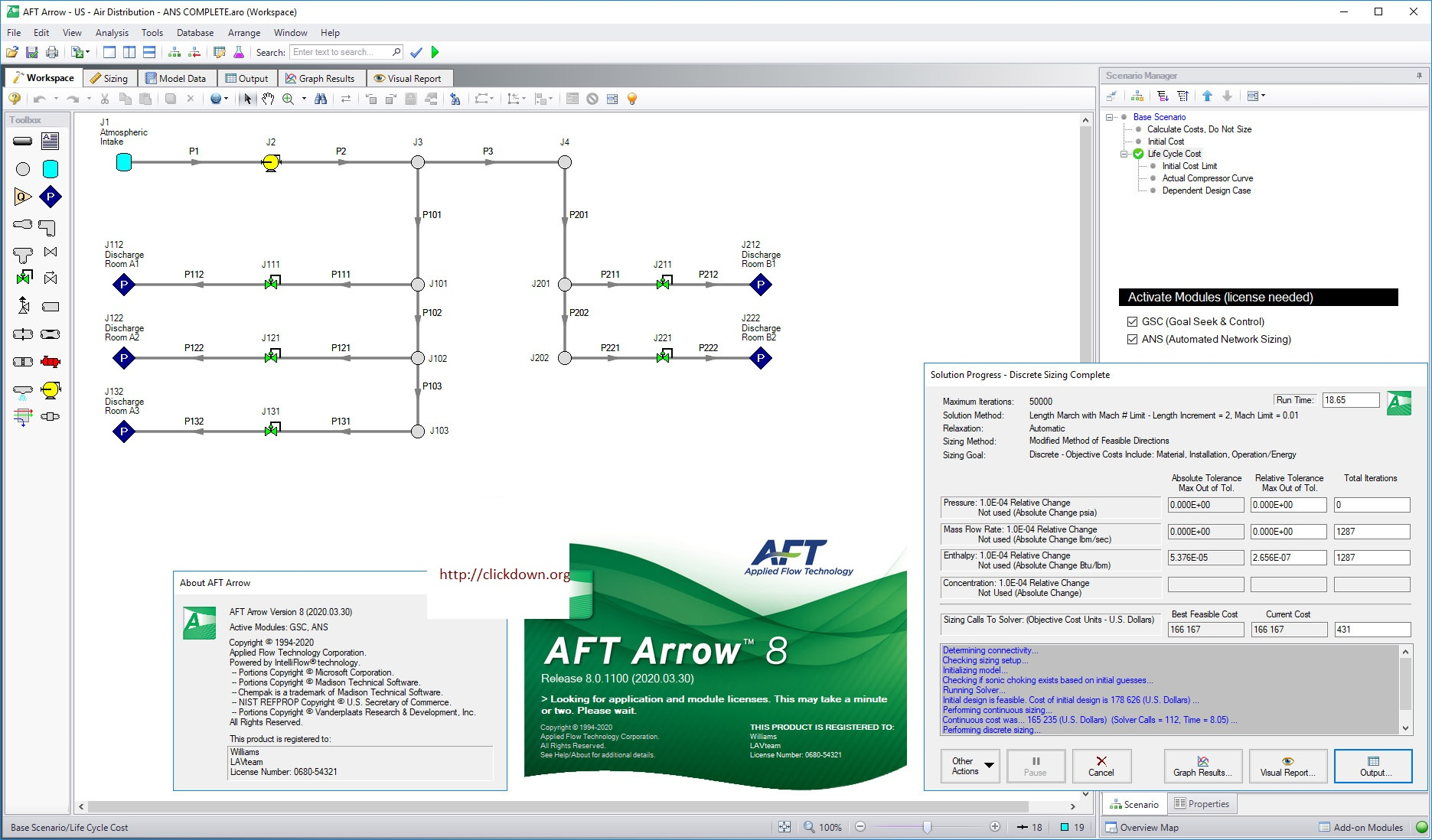 Working with AFT Arrow 8.0.1110 Build 2020.03.30 full license