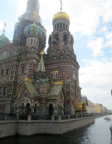 St Petersburg, Church on the Spilled Blood