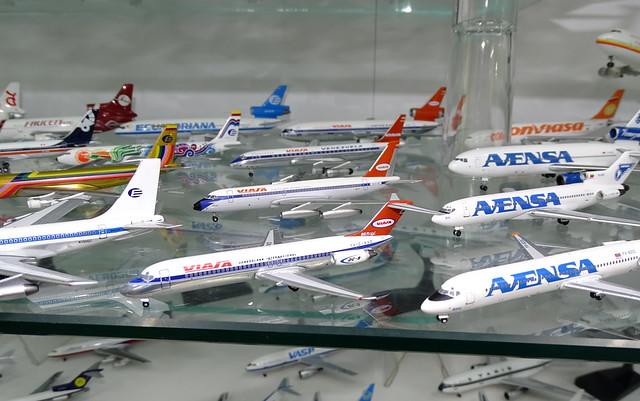 VIASA Fleet 1:400 Scale