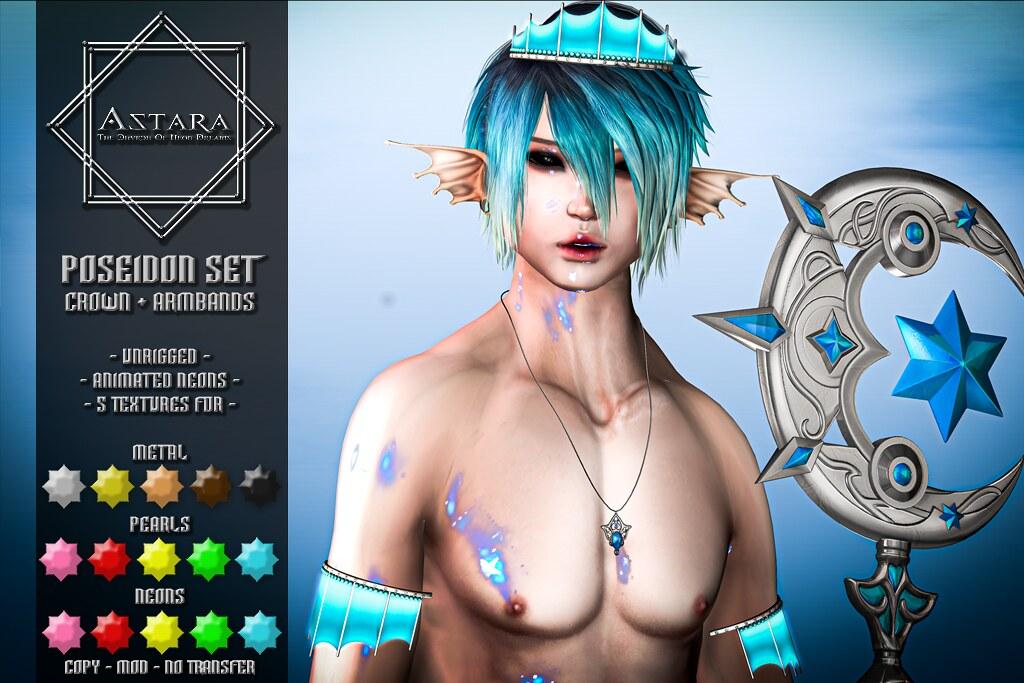 Astara – Poseidon Set