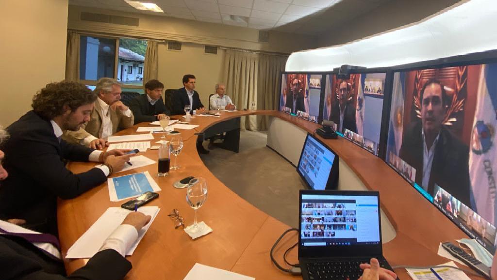 2020-04-24 PRENSA Uñac y el resto de los gobernadores apoyaron la extensión de la cuarentena focalizada (3)