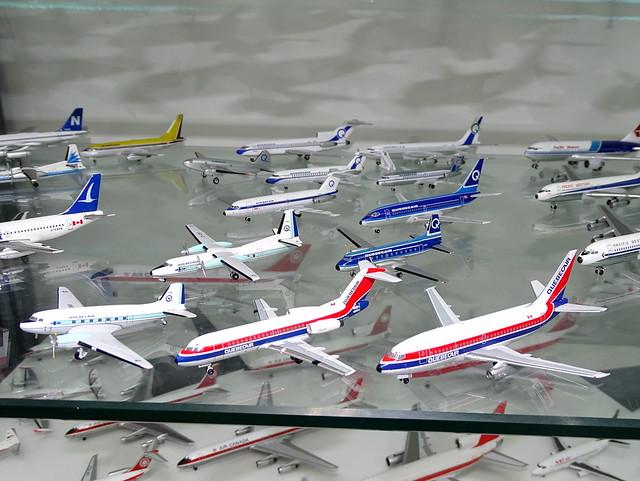 Quebecair Fleet