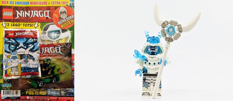 LEGO NINJAGO April 2020