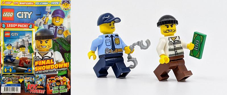 LEGO City April 2020