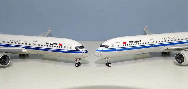 Air China A350-900s Aviation400 vs Phoenix
