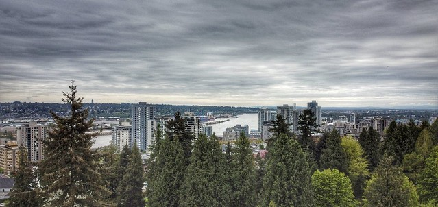 Downtown New Westminster