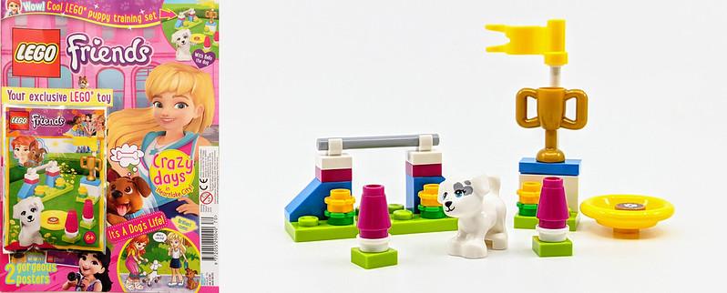 LEGO Friends April 2020