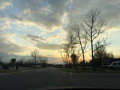 Good night Ohio.    #sunset #pickerington #ohio