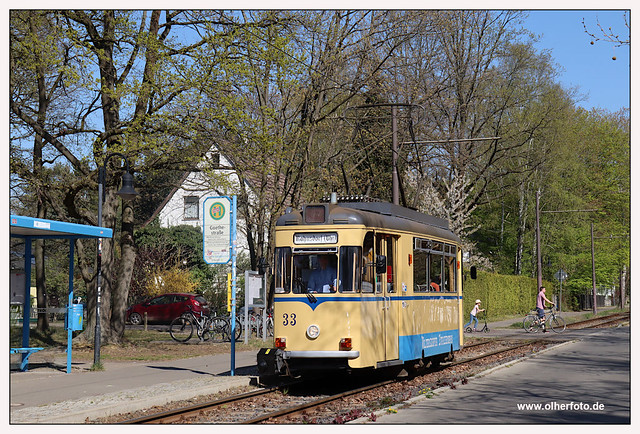 Tram Woltersdorf - 2020-05