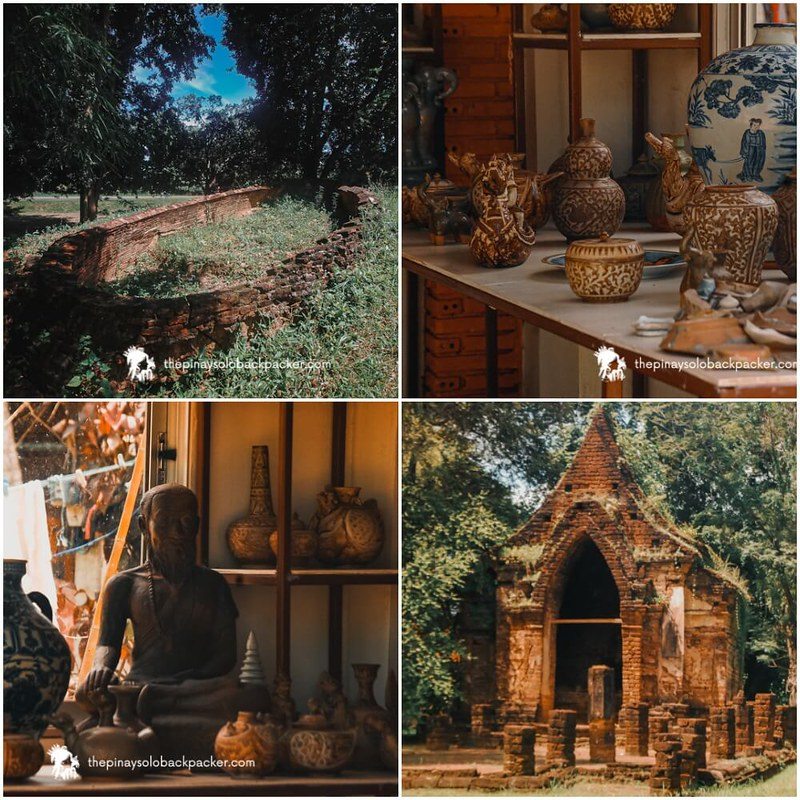 SUKHOTHAI TRAVEL GUIDE: SI SATCHANALAI