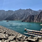 Hatta Dam UAE