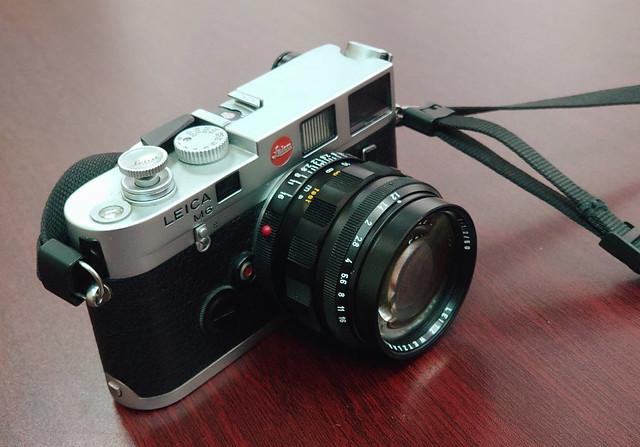 Leica 50mm f1.2 Noctilux 傳說之夜神