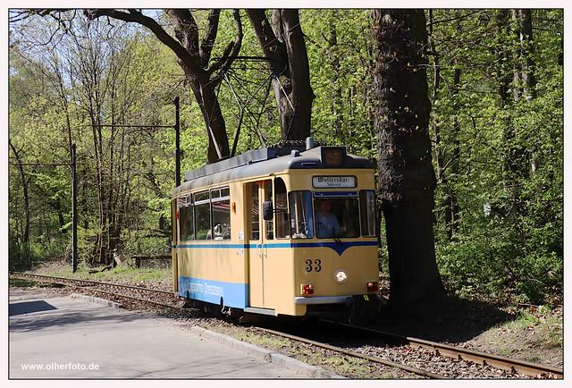 Tram Woltersdorf - 2020-06