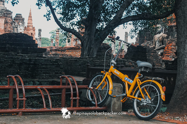 sukhothai bicycle