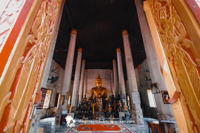 sukhothai itinerary