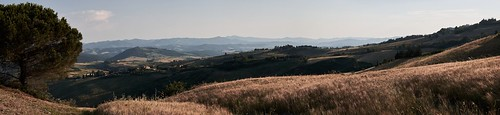Tuscany panorama from a past summertime...
