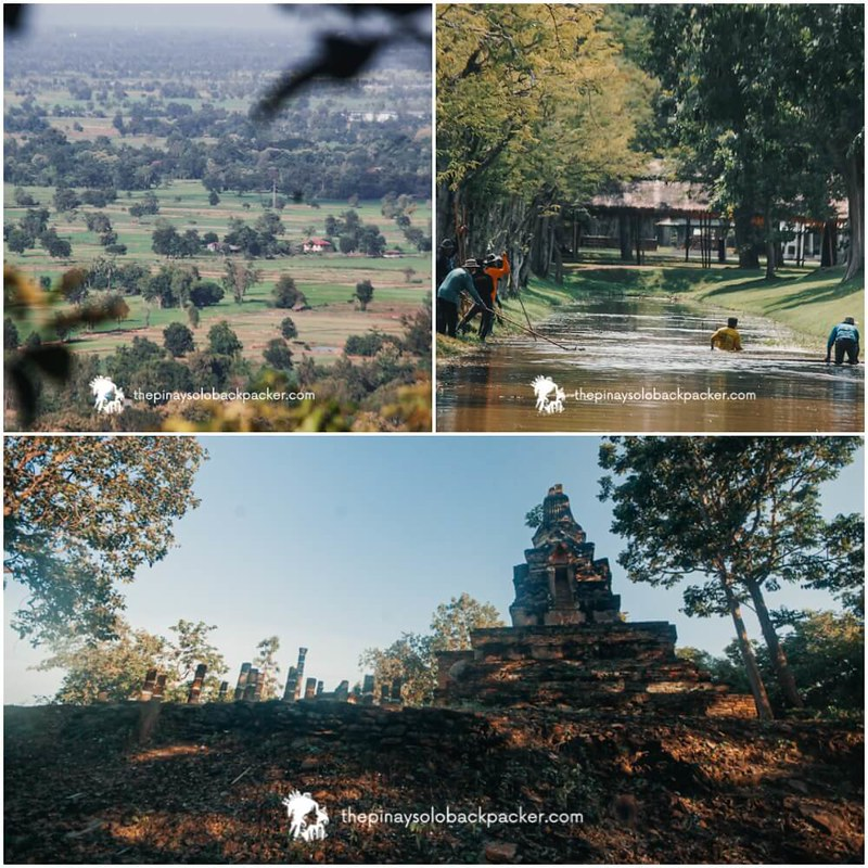 SUKHOTHAI ITINERARY : TEMPLE HOPPING