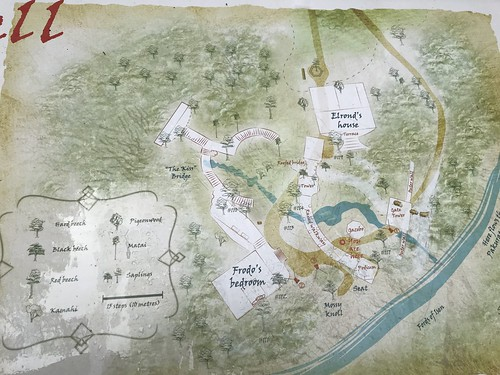 Map of Rivendell | by jr_logue@sbcglobal.net