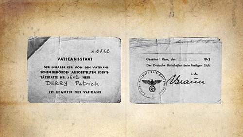 VATICANO ARCHEOLOGIA E RESTAURO ARCHITETTURA. LA FESTA DELLA LIBERAZIONE: ROMA - Hugh O'Flaherty, 'Luck of the Irish' - il sacerdote cattolico romano che salvò 6.500 vite dal nazismo (1943-44). VATICANO NEWS (28/05/2019) & (25/04/2020).
