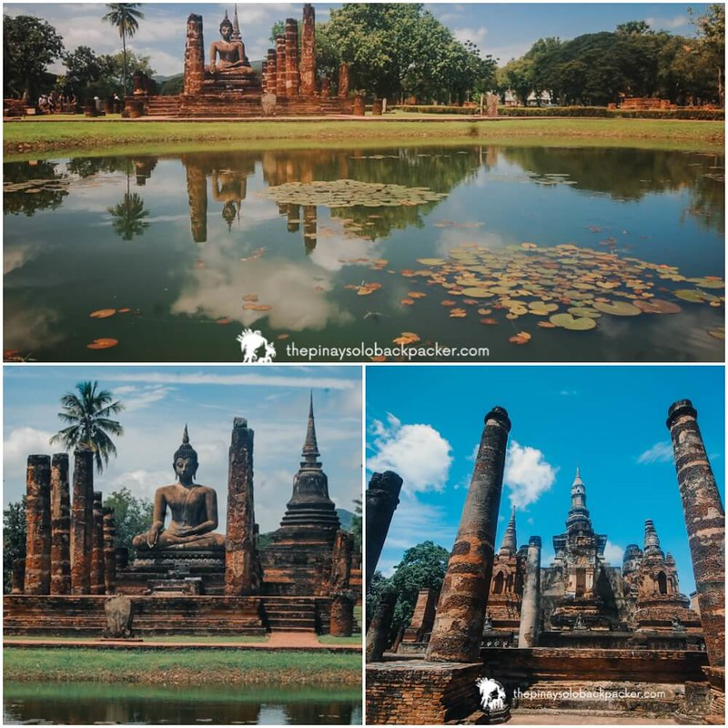SUKHOTHAI ITINERARY: CENTRAL ZONE