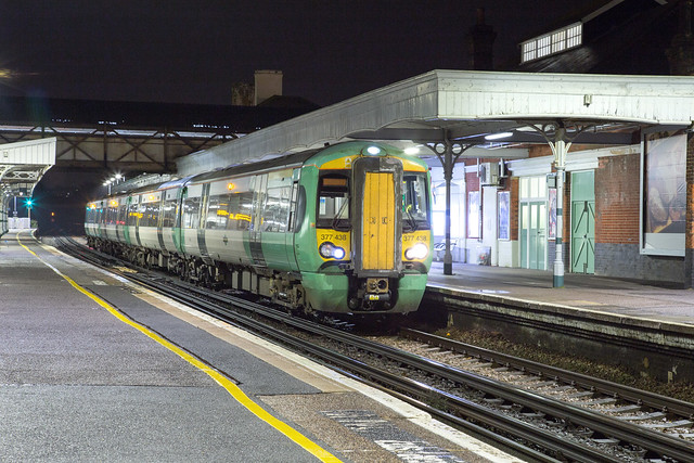 Southern 377 436 Hove
