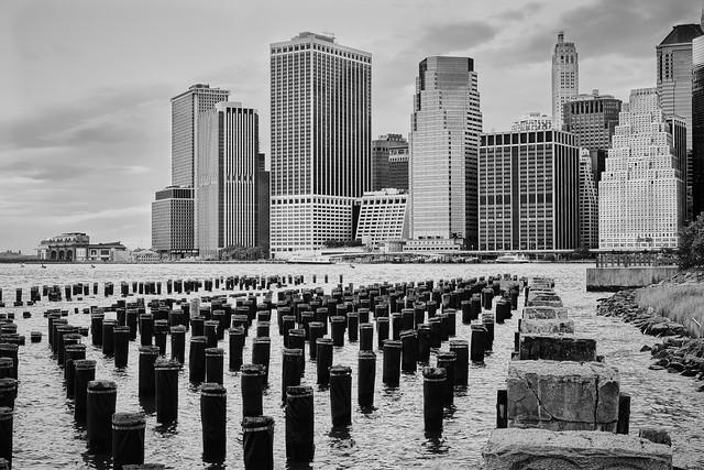 One Brooklyn point of Manhattan view