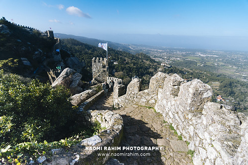 Castle of the Moors, Sintra
