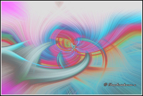abstract twirl art canon60d