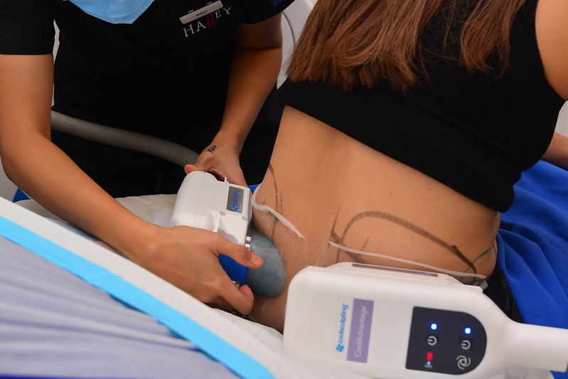 CoolSculpting at Halley Medical Aesthetics