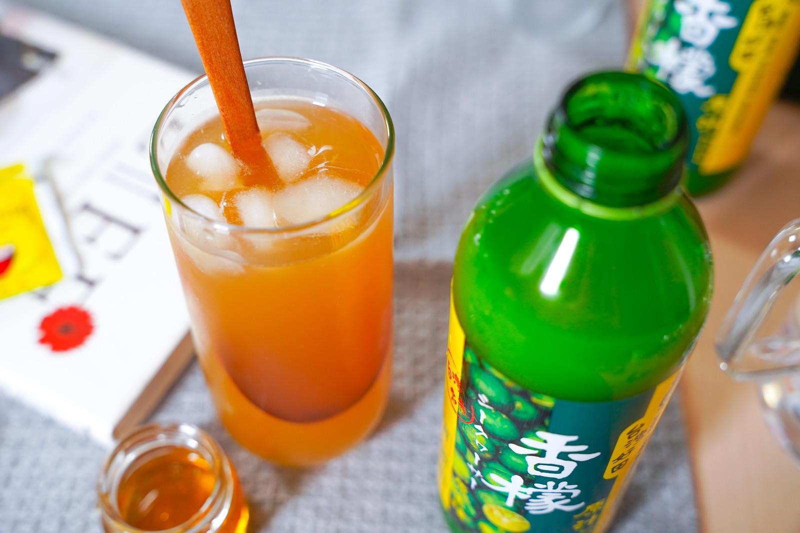 蜂蜜檸檬紅茶
