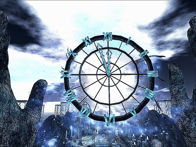 Fantasy Faire - Cassiopeia -Facing the Hands of Time