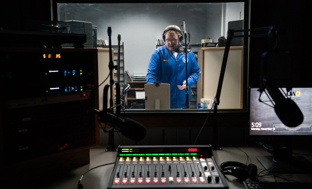 RTF broadcaster Stewart Atkinson, Nov. 18, 2019