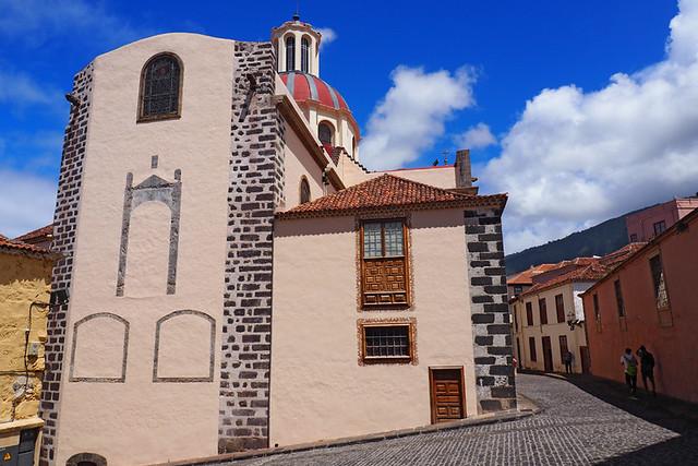 Iglesia de la Concepcion, La Orotava, Tenerife