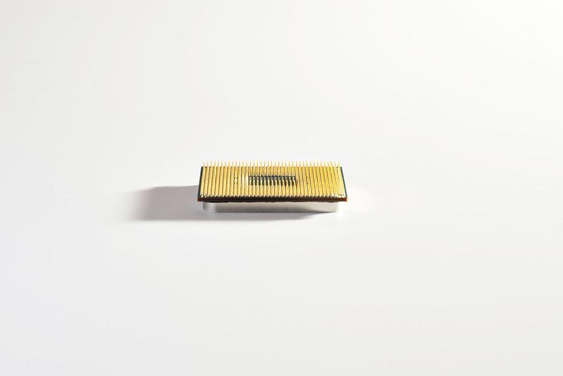 CPU Close Up