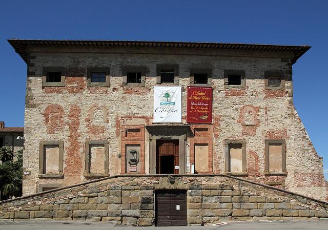 Il Palazzo della Corgna