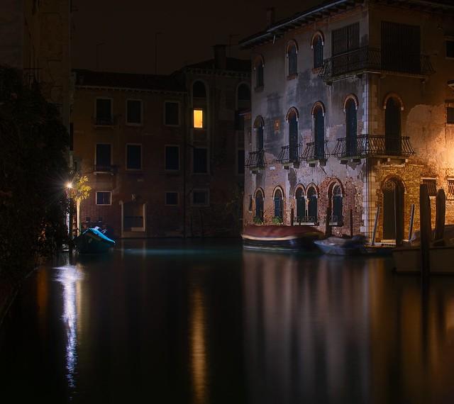Venetian paths 200(rio de San Pantalon)