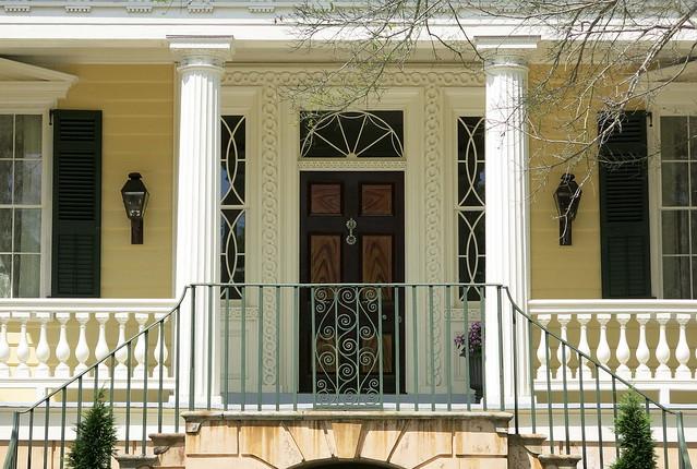 Gaillard-Bennett House (c.1801), 60 Montagu Street, Charleston, SC