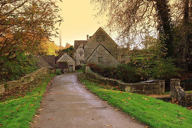 Bibury, Cirencester, UK