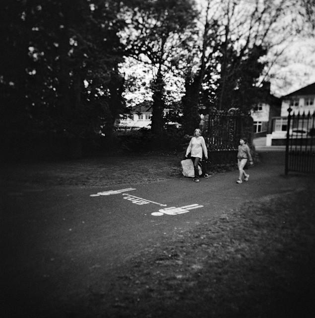 Pandemic Walks