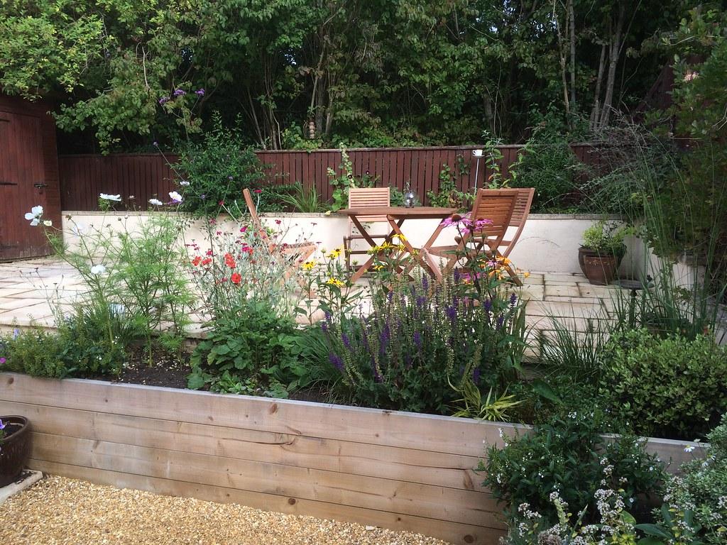 Haddington Garden after