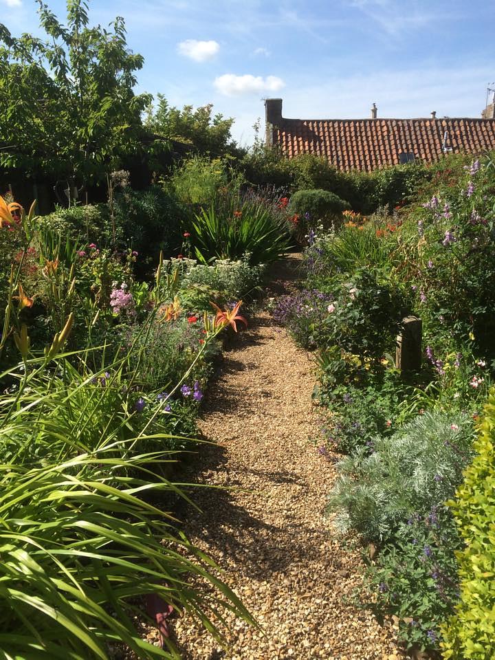 Stenton garden summer 2015