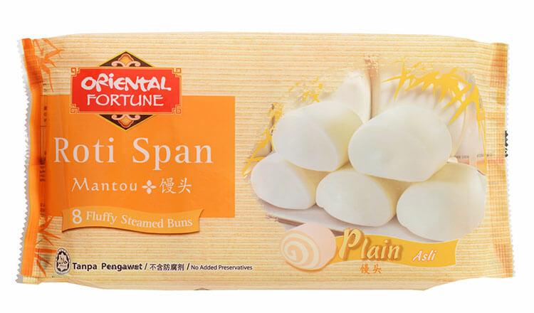 Roti Span Mantou