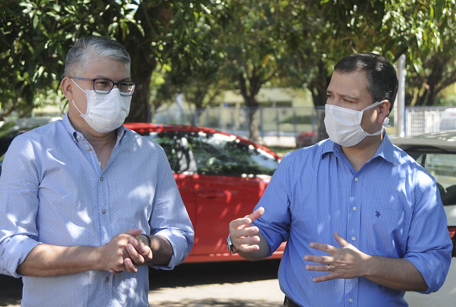 BRB doa equipamentos para montar UTIs na rede pública de saúde