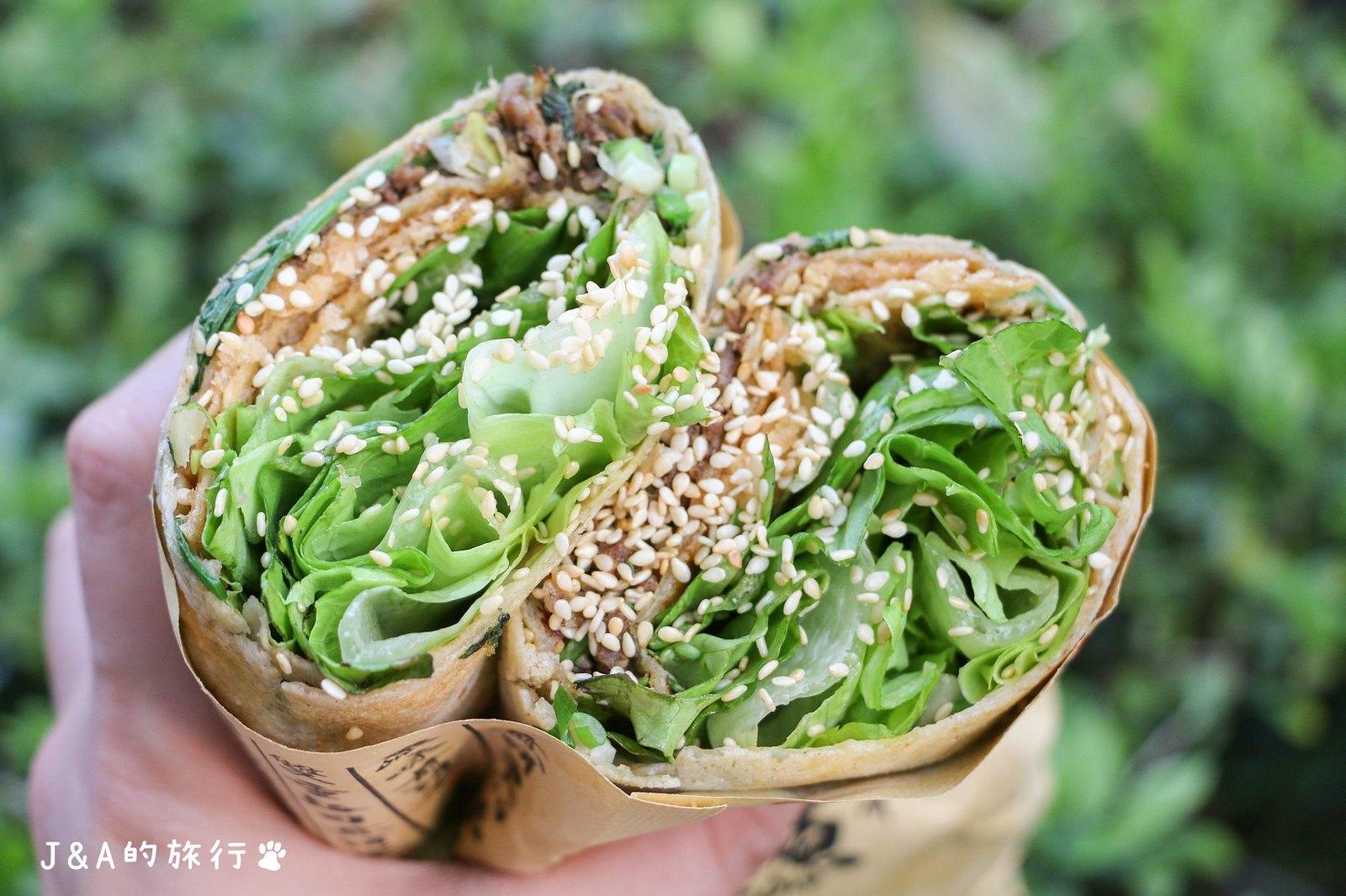 最新推播訊息:蔬菜滿滿大份量煎餅果子45元起,北京烤鴨肉量十足超過癮