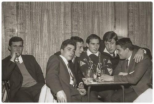 1965 - Amigos en el Club