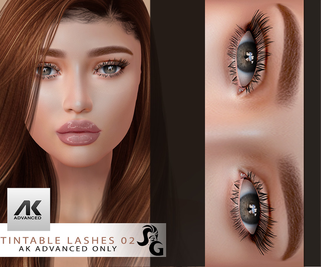 AK Advanced Lashes 2