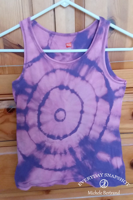 Tie Dye Shirts with Bleach (7)