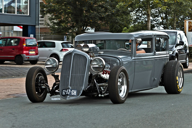 Willys 98 B Hot Rod 1930 (9971)